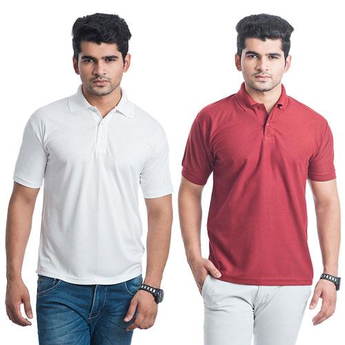 رنگ بندی در تی شرت !
